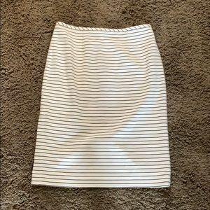 New Calvin Klein striped pencil skirt 4